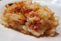 Potato recipes / by Aurora Canales