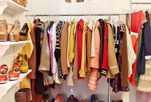 Closet ideas / by Ivonne Gutierrez