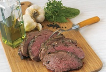 Boneless Lamb Leg Recipes / by American Lamb Board