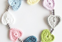 Crochet hearts / by Joanie Benninghofen Carter