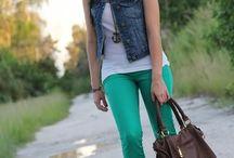 Fashion ideas - vests