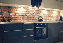 flat kuchnia