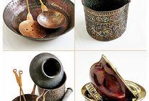 Antiques/Brass/Vintage