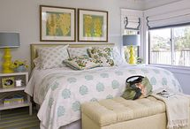 Master and Guest Bedroom Makeover / by Ashley Hackshaw