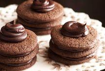 Naughty Sweets / Super indulgent treats - not necessarily healthy.