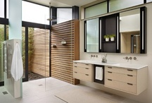 Cool Bathrooms / by Primed By Design Inc