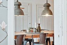 Ideas for The Dining room