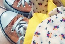 Handmade scarves / Povestea Esarfei
