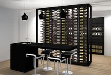 3D Wine Cabinets Projects / 3D Wine Cabinets Projects by Degré 12