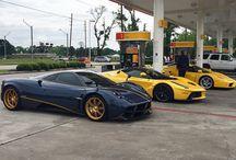 Dream cars / Luxury sports car