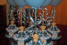 baby shower ideas / by Laura Reid-Morgan