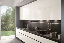kitchen final ideas ...the symmetry of the lines is what is important