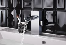 Sculptural Bathroom Design