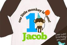Luke's 1st Birthday