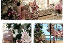 Sparkling in Magic Pink / Betoverende Kerstideeën opgedaan