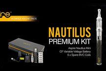 Aspire Nautilus Premium Starter Kit / FIRST COMPANY IN AUSTRALIA TO OFFER THIS KIT  Aspire Nautilus Mini & Aspire CF VV+  Here Now!!! Contact us on: 0418316209