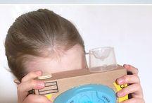 штучки из бумаги для детей