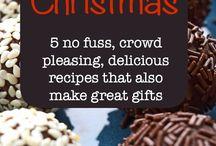 Christmas receipes