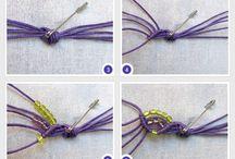 Knots & Braid bead