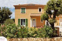 Nos réalisations / Découvrez quelques unes des 1000 maisons construites par Demeures Corses en 30 ans sur toute la Corse.