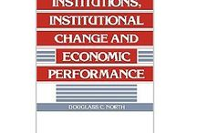 New Institutional Economics / For The North Group