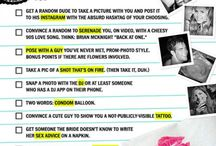 Bachelorette Party Ideas / by Shannon Johnson