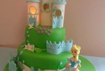 Cakes - Princess & castle