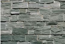 Steinfassade