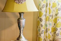 Lamps/lampshades / by Jennifer Brown