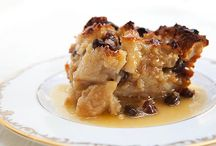 Bread Pudding / by Lynnette Thramer