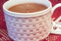 Coffee Mug Candles