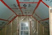 izolație acoperis
