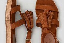 sandalias comodas