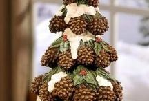 Amazing Pine Cones / The unbelievable creative ideas to inspire you using pine cones!