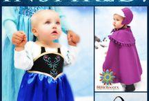 Frozen Inspired / by Stitchwerx Designs