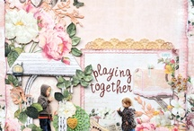 Inspiring scrapbook pages / by Deanna Tubb