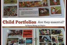 Kindy portfolios