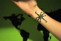 Tattoo Ideas / Some ideas for my third tattoo.  Help me choose it?