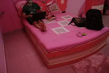 PINKTEREST / THE ONE AND ONLY KETAKI NITIN SHINTRE'S ROOM