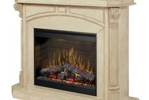 Mantels - Electric Fireplace