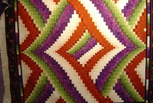 Quilt adventures-bargello quilts
