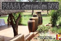 PSASA Convention 2016 / Join us for our 2016 Convention taking place from 13-15 May 2016 at Zebra Country Lodge, just outside Pretoria.