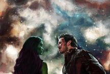 Gamora x Starlord