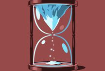 Hourglass Illustrator