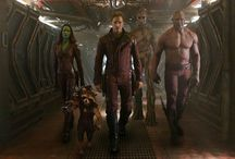 Guardians of the Galaxy. / A homage to an awesome movie