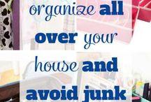 organize in general