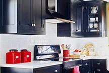 small kitchen style