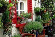 Home exteriors / by Charlene Ford