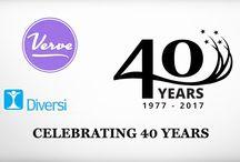 Verve's 40th Annniversary Celebrations