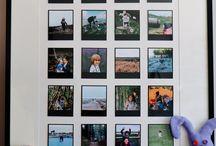 Black Polaroid Style - Square Snaps / Print your photos in Black Polaroid Style at square-snaps.com